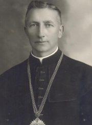 3.Draugijos dvasios vadas kunigas Povilas Šidlauskas. 1938 m. Nuotrauka iš V. Vyšniausko kolekcijos