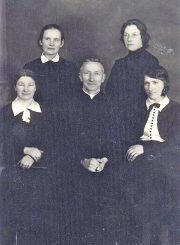 2. Panevėžio zitiečių draugijos valdyba. XX a. 4 deš. Nuotrauka iš V. Vyšniausko kolekcijos