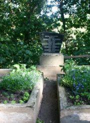 3. Čerkesų šeimos kapas senosiose Panevėžio kapinėse. E. Markuckytės nuotrauka
