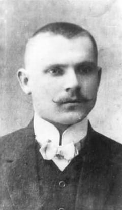 1. Rašytojas, advokatas Juozas Čerkesas. Nuotrauka iš M. Dirsės archyvo