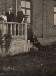 2. J. Čerkeso namas. XX a. 4 deš. Nuotrauka iš M. Dirsės archyvo