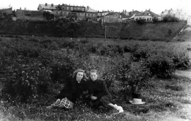 Senvagė. Apie 1960 m. Nuotrauka iš V. Vitkausko asmeninės kolekcijos