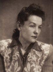 Ona Konkulevičiūtė–Banionienė. PAVB FKV-437/29