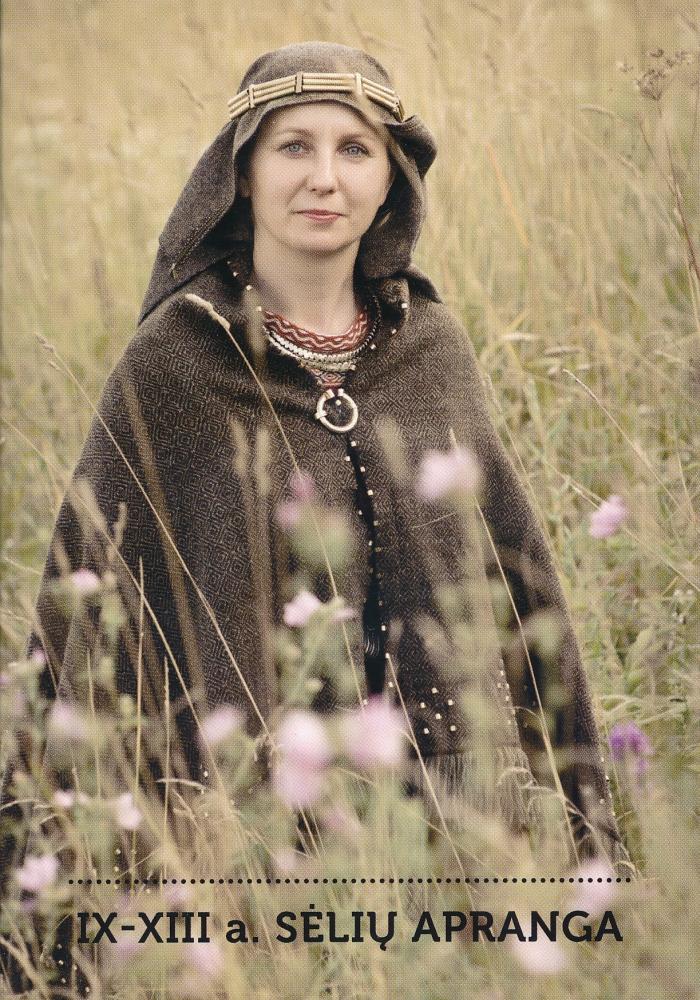 IX–XIII a. sėlių apranga