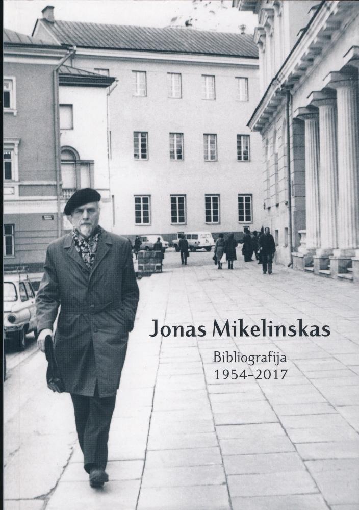 Jonas Mikelinskas. Bibliografija