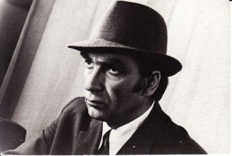 Romualdas Urvinis – Gastonas Šmalcas. Fotogr. K. Vitkaus. PAVB FKV-192/1-2