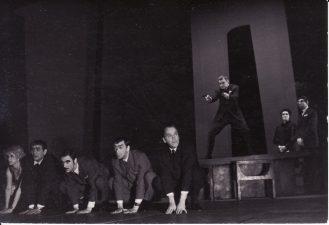 Scena iš spektaklio. PAVB FKV-191/1-34