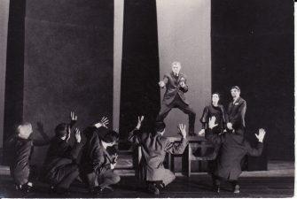 Scena iš spektaklio. PAVB FKV-191/1-73