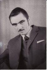 Aurimas Babkauskas – Teo Kapeleris. Fotogr. K. Vitkaus. PAVB FKV-192/7-1