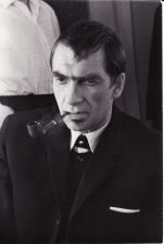 Romualdas Urvinis – Gastonas Šmalcas. Fotogr. K. Vitkaus. PAVB FKV-192/1-5