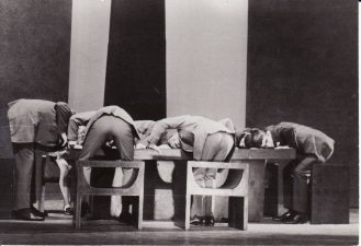 Scena iš spektaklio. PAVB FKV-191/1-36
