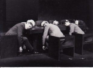 Scena iš spektaklio. PAVB FKV-191/1-12