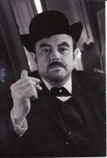Donatas Banionis – Ernstas Šliumpfas. Fotogr. K. Vitkaus. PAVB FKV-192/14-3