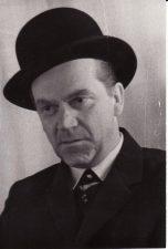 Gediminas Karka – Emilis Biokmanas. Fotogr. K. Vitkaus. PAVB FKV-192/2-5
