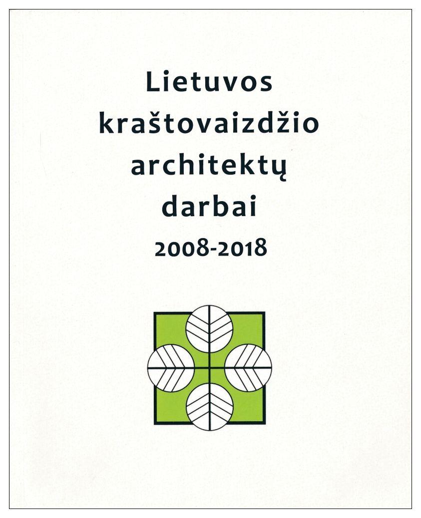 Lietuvos kraštovaizdžio architektų darbai