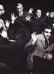 """Scena iš spektaklio """"Frankas V"""". PAVB FKV-433-66"""