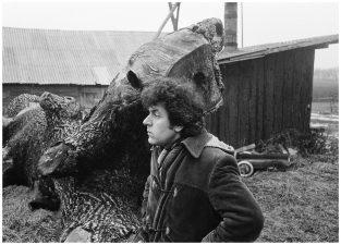 Savo vaikystės kieme. Lepšių kaimas, 1989 m.