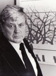 Aktorius Donatas Banionis. Apie 1981 m. PAVB FKV-423/29