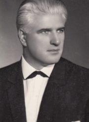 Jonas Stasiūnas. Aušros Stasiūnaitės asmeninis fotografijų archyvas