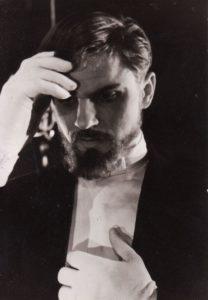 Stasys Petronaitis – Ivanovas. Fotogr. Kazimiero Vitkaus. PAVB FKV-155/19-2