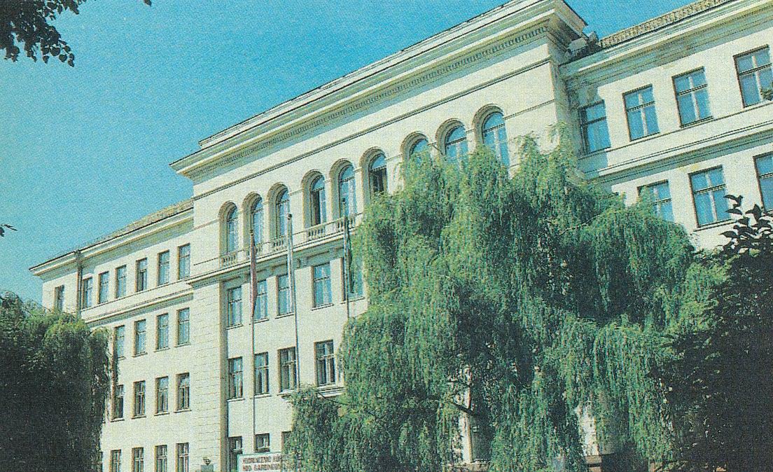 Panevėžio žemės ūkio ir hidromelioracijos mokykla