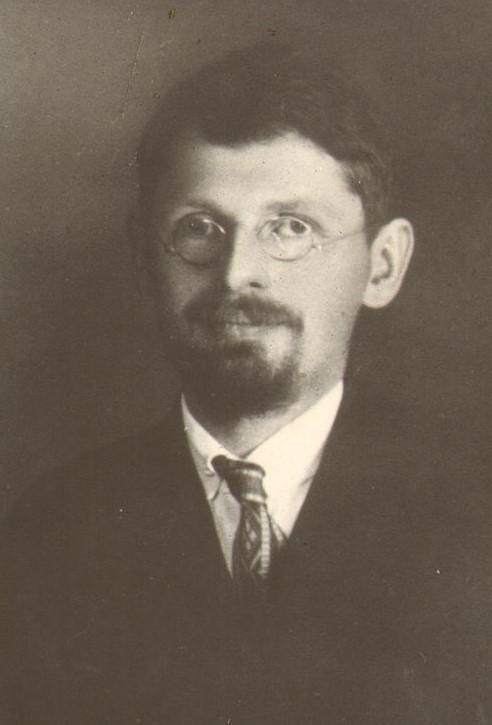 Jonas Murka. [XX a. II p.] Lietuvos švietimo istorijos muziejus LŠIM III F 5593