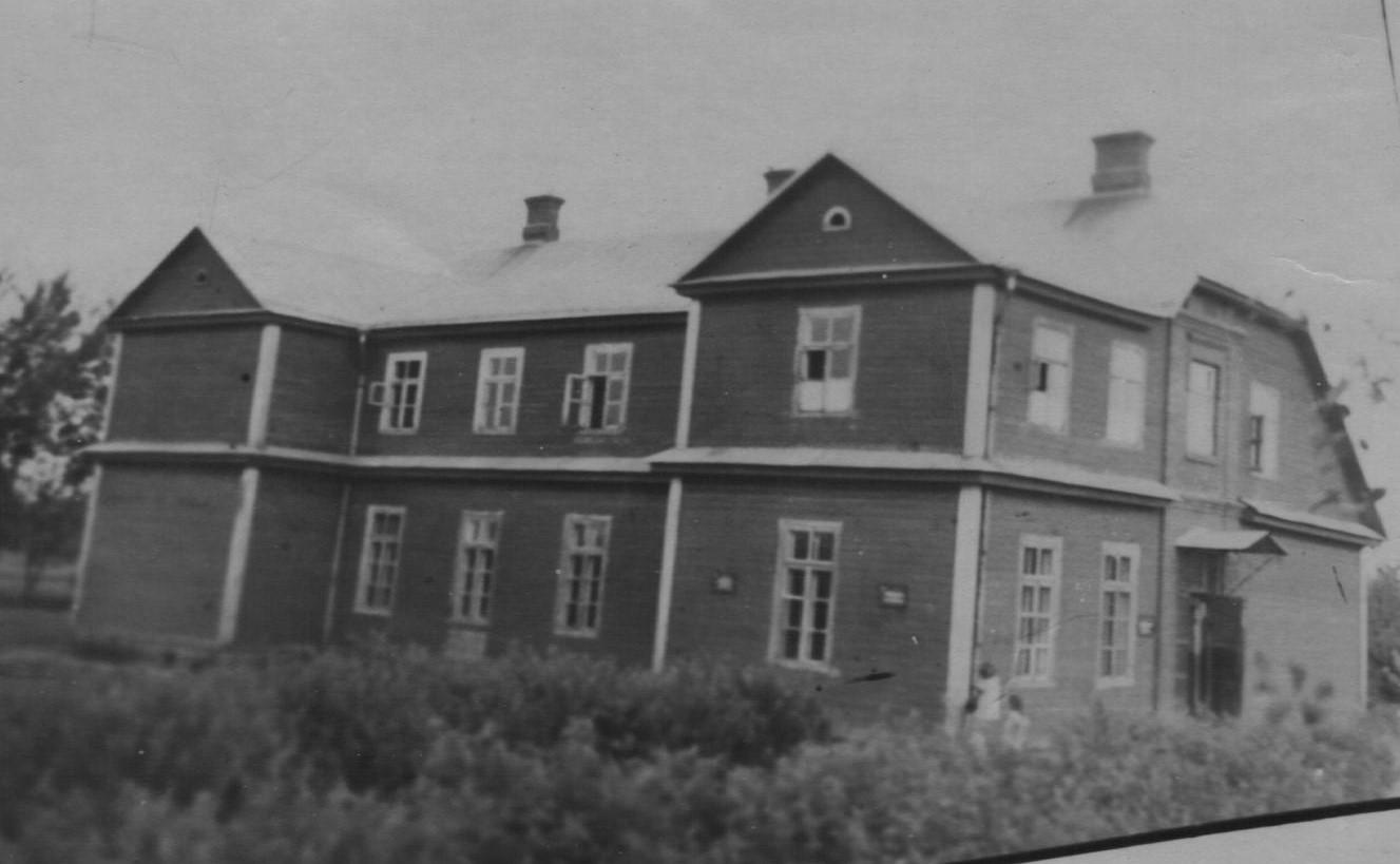 Miežiškių mokykla