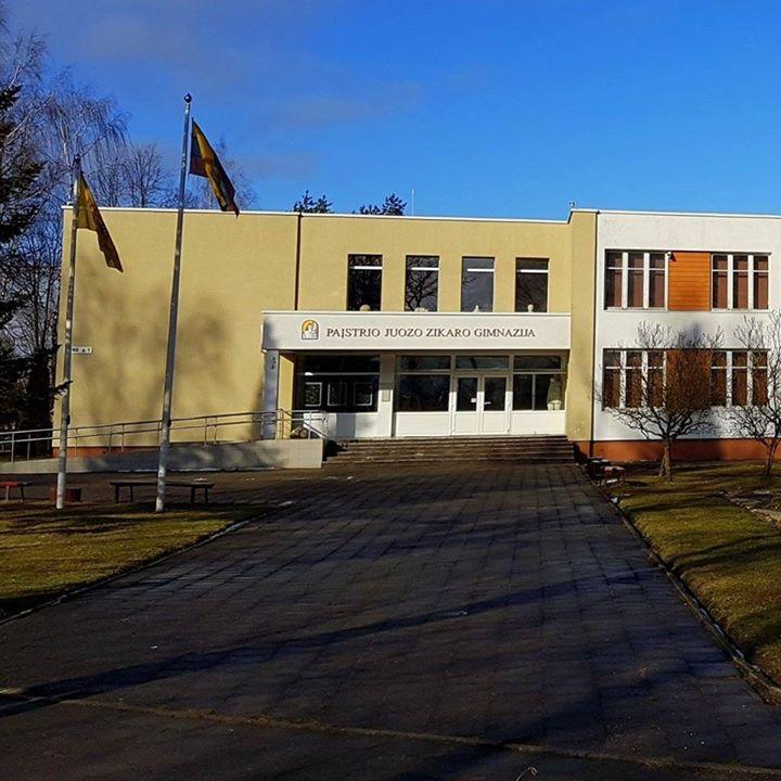 Paįstrio Juozo Zikaro gimnazija