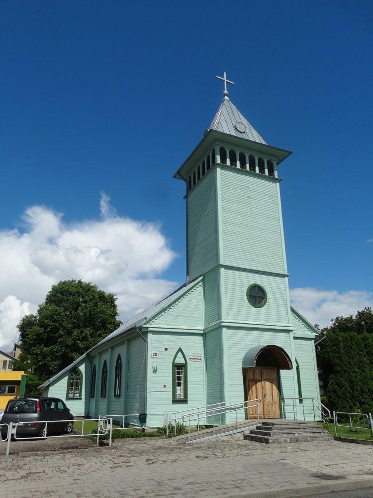 Panevėžio liuteronų bažnyčia