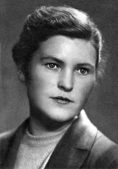 Regina Prakseda Paskačimaitė-Tamošaitienė
