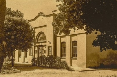 Senasis Panevėžio dramos teatras