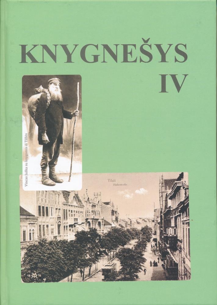 Knygnešys. 1864–1904. T. 4