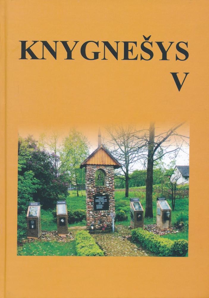 Knygnešys, 1864–1904. T. 5