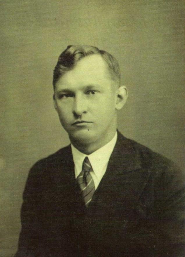 Agronomas Petras Vasinauskas. 1931 m.