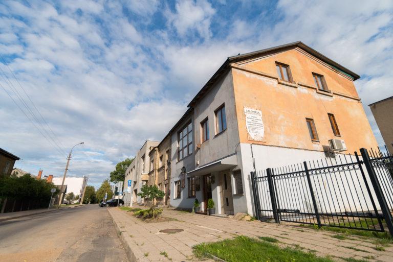 Atminimo lenta Jono Žitkaus fotoateljė įamžinti. Nuotrauka Mazylis Media