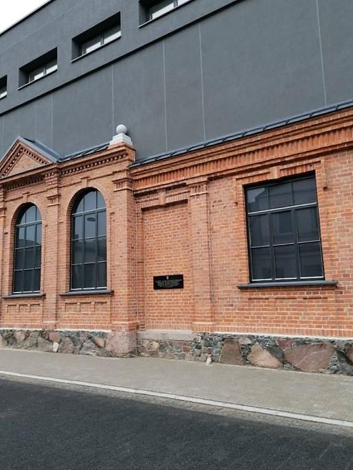 Atminimo lenta Lietuvos vietinei rinktinei. Astos Rimkūnienės nuotrauka