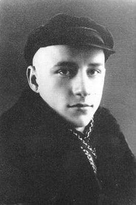 1. Bronius Krivickas. Nuotrauka iš Pasvalio Mariaus Katiliškio viešosios bibliotekos rinkinio