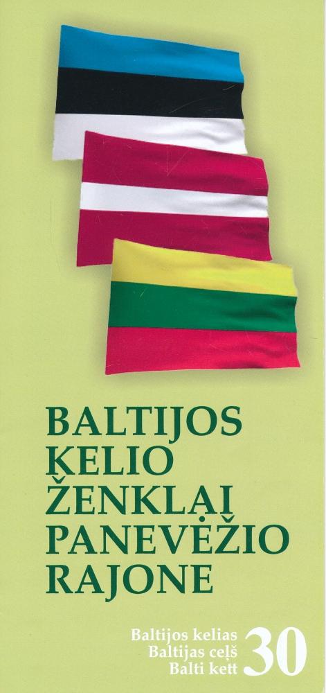 Baltijos kelio ženklai Panevėžio rajone