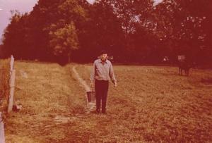 """Jonas Mikelinskas. Nuotrauka iš e. bibliotekos """"Pasvalia"""""""