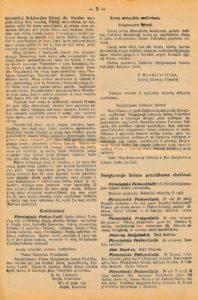 Gabrielės Petkevičaitės-Bitės kalbos, pasakytos atidarant Steigiamąjį Seimą, stenograma. Steigiamojo Seimo darbai: [posėdžių stenogramos]: 1920 m. 1-sis sąs., p. 3. PAVB S 2093