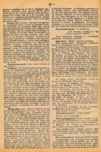 Balsavimo dėl prezidento institucijos reikalingumo rezultatai. Steigiamojo Seimo darbai, 1920, sąs. 2, p. 66. PAVB S 2093