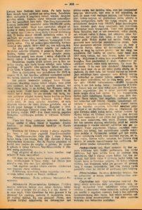 G. Petkevičaitės-Bitės kalba dėl taikos sutarties su Rusija ratifikavimo. Steigiamojo Seimo darbai, 1920, sąs. 8, p. 305. PAVB S 2093