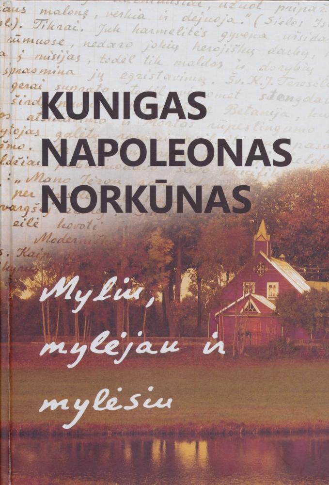Kunigas Napoleonas Norkūnas