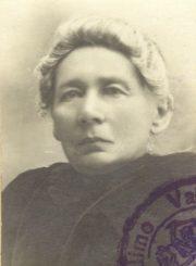 Gabrielė Petkevičaitė-Bitė. LLMA, F11, ap.1, b. 4
