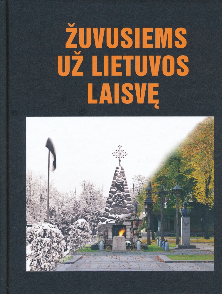 Žuvusiems už Lietuvos laisvę