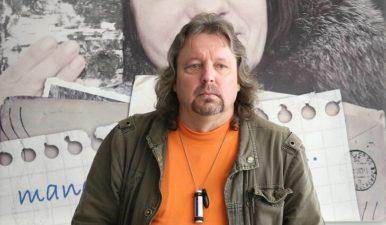 Arnas Simėnas. Nuotrauka iš www.jp.lt
