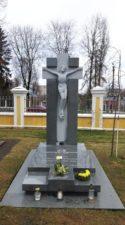 Juozo Preikšo antkapinis paminklas. Sigitos Marcinkevičienės nuotrauka