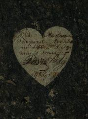 Pušaloto Romos katalikų parapijos bažnyčios 1785–1810 metų mirties metrikų knygos viršelis. Iš: http://www.pasvalia.lt/dokumentai/44670-pusaloto-romos-kataliku-parapijos-baznycios-1785-1810-metu-mirties-metriku-knyga