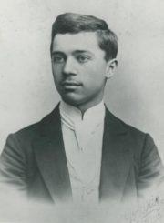 Petras Kalpokas. 1900 m. LLMA. F. 404, ap. 1, b. 85, l. 1