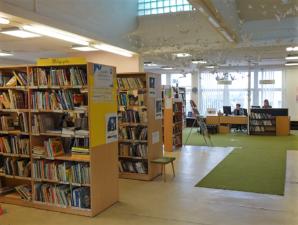 Panevėžio apskrities G. Petkevičaitės-Bitės viešosios bibliotekos Vaikų literatūros skyrius
